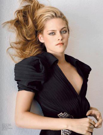 Kristen Stewart está morando com produtor
